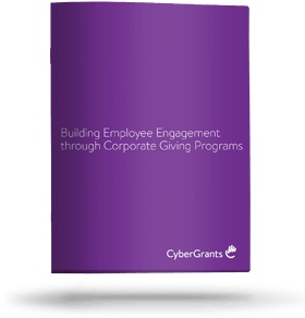 Building Employee Engagement through Corporate Giving Programs